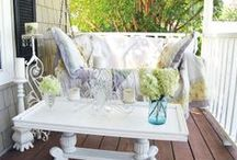 Home Decor/Porches / Porch Decorating / by Sharon Sellers