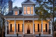 House plans and exteriors / by Adam Fogleman