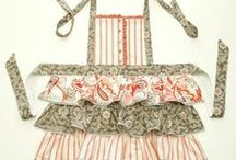 Aprons / by Sharon Sellers