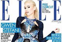 Covers / magazines
