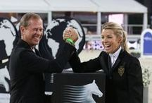 LGCT 2012 / Longines Global Champions Tour Champion 2012 - Edwina Tops Alexander