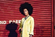 Sol-Angel / My love for Solange Knowles' Style