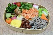 Obento (lunch time practice) / Everyday Bento