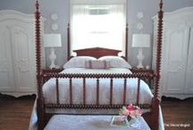 Bedrooms / by Sharon Sellers