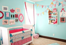Nursery/Kids Room Ideas / their perfect room / by Hilary Anne