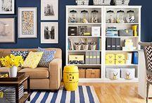 Fabulous Home Decor / Gorgeous home decorating inspiration.