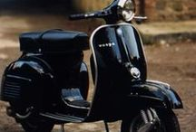 scoot... / by Ric