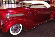 Classic & Hotrod Vehicles / by Terry Jackson