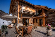 Chalets in the French Alps / Luxury chalets for rent in French Alps