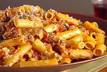 cookbook - pasta, mmm