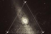 fabric of the universe / Sacred Geometry & Mandala's