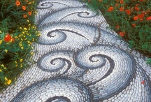 Garden Path / Interesting designs and styles of Garden Paths. / by Jacqueline Marie