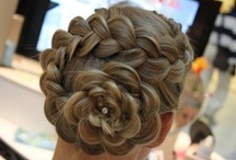 Updo's and other fancy hair