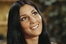 Miss Cher / Born Cherilyn Sarkisian, May 20, 1946 / by Jason Jibb