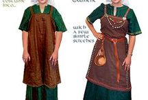 SCA - Garb / Mostly Early Period and Heraldic Displays / by Rua Lupa