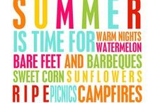 Summer / All things summer! / by Sandy Restivo