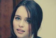 /Emilia Clarke