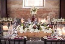 Wedding Ideas / by Ainsley Warczak