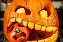 hallowe'enishness / goofy... funny... a little teensy bit creepy... not too scary