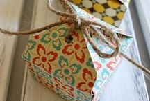 nifty gifty / Gift Wrap Ideas