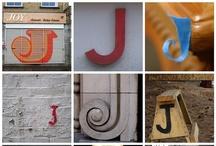 J / by Jade Boylan