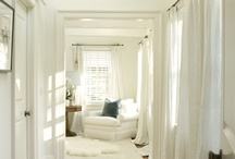 i l o v e t h e c o t t a g e / beautiful pictures of homes & decorating with white, inspired by the cottage.