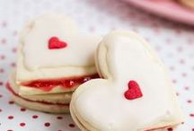 be mine, valentine / sweets & hearts (for every day of the year)