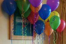 Sophie's Birthday Parties