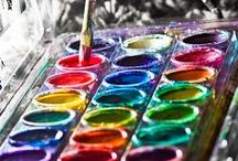 Rainbow / by Aya-Marie Hewlett
