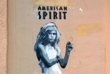 My Inner American / by Aya-Marie Hewlett
