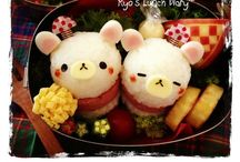 Bento Love ♥♥♥ / by Nadya Josephy Collins