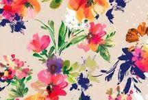 Patterns & Prints / by Ainsley Warczak