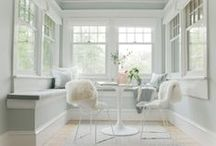 Sunroom Relaxation / by Ainsley Warczak
