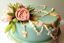 pretty / sweet / lovely to look at but {almost} too pretty to eat...
