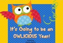 OWL classroom / by Samantha Green