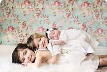 Newborn/Baby inspiration / by Alexandra Girel Photographe