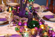 Mardi Gras Decorations and Recipes / recipes, decorations, traditions / by Markita Key Conner