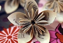 cute & crafty: papers / cutting... folding... creasing... scoring... binding... tearing