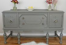 Furniture Refreshed / by Ainsley Warczak