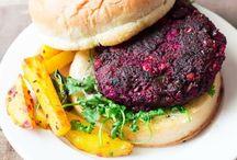 Healthy & Vegan / Comida saludable y recetas veganas
