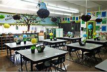 Art Room / Art classroom ideas