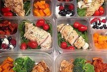 Meal Prepping / by Nicole Chaladoff