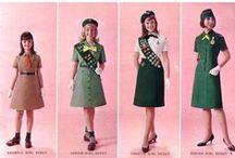Girl scouts / by Ann (Vintage River Ranch)