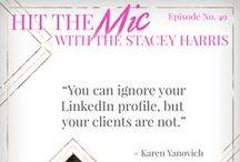 LinkedIn Marketing / Marketing you on LinkedIn