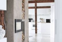 Fireplaces / takat, fireplaces