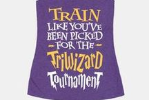 Training for Triwizard Tournament