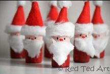 Seasonal Kids - Christmas / Christmas ideas from around the blogosphere, pinned by some of your favourite Kid Bloggers!
