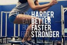 Motivation / All things workout related.
