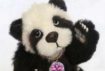 My Work - Wayneston Bears / These are my handmade creations. You may view more on my blog, www.waynestonbears.blogspot.com