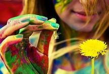 colorfulness / by Elise Grzebieniak
